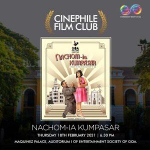 Nachom-ia Kumpasar Special Screening for Cinephile Members
